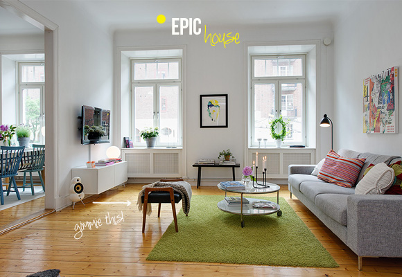 Epic House