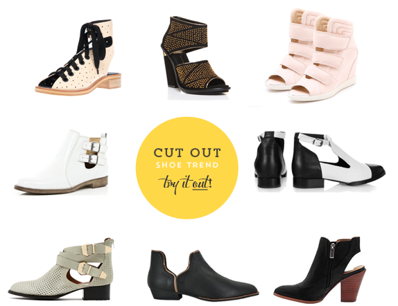 Cut Out Shoe Trend | Springs Unsung Hero