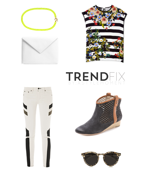 Spring Trends, get your FIX