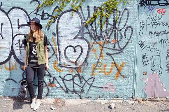 brooklyn wandering | Outfit